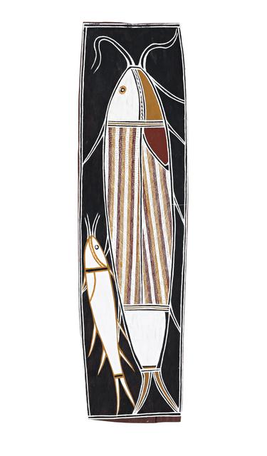 , 'Djikarra (Salmon Catfish),' ca. 1980, Charles Nodrum Gallery