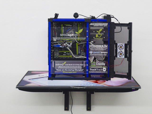 , 'Startup Custom Case: Seedcamp Accelerator,' 2013, Galerie Buchholz