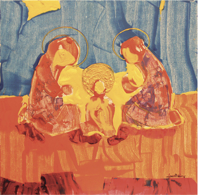 , 'Untitled,' 2013, Bab idDeir Art Gallery