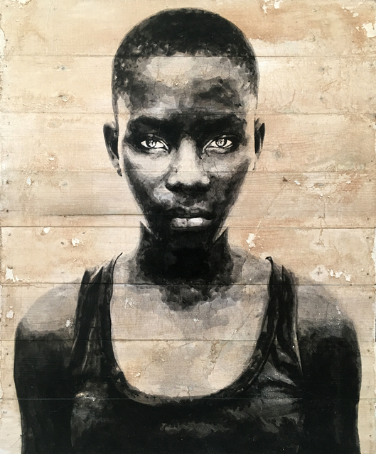 , 'Akissie, Assinie,' 2018, LouiSimone Guirandou Gallery