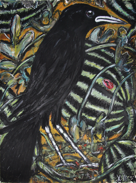 , 'Common Crow,' , William Campbell Contemporary Art, Inc.