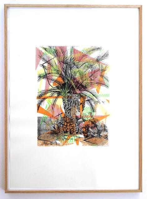 , 'Palme (Edition),' 2018, Galerie Britta von Rettberg