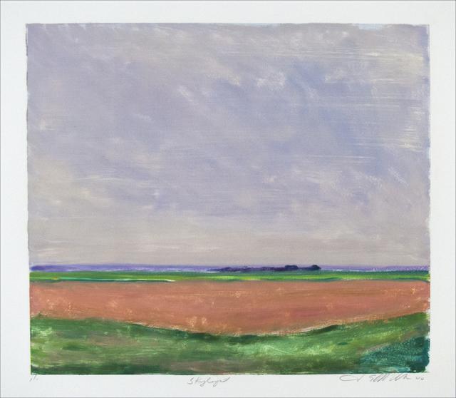 , 'Skylight,' 2000, Manneken Press