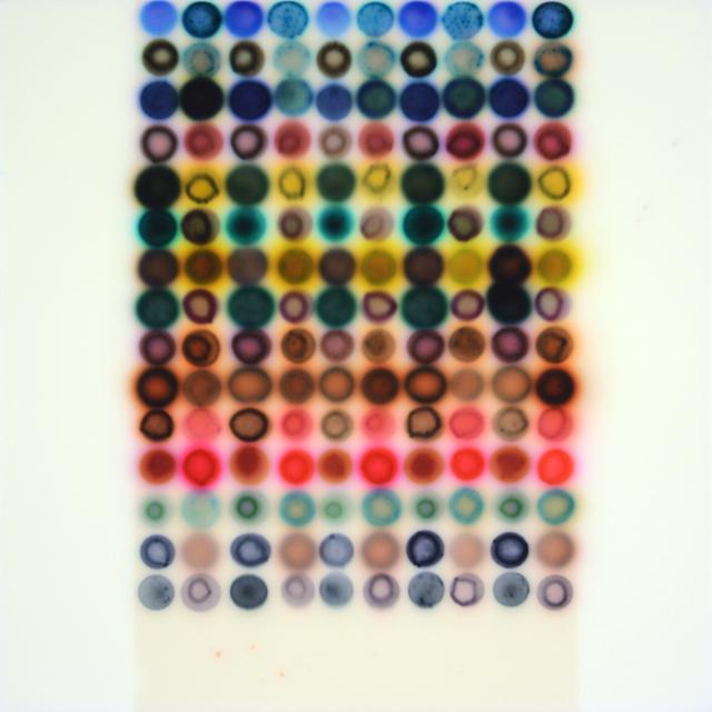, '30 Stains,' 2017, William Baczek Fine Arts