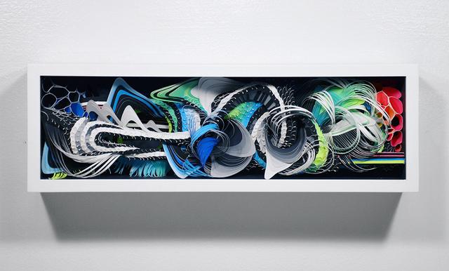, 'Aphotic VII,' 2016, Hashimoto Contemporary