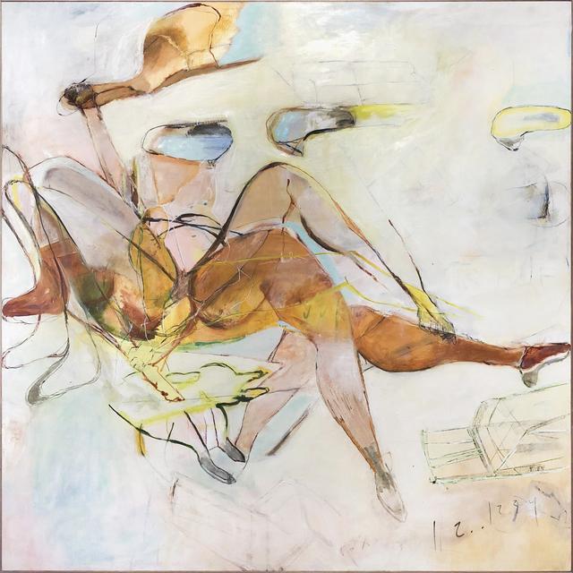 , 'Cabaret,' 2018, REDSEA Gallery