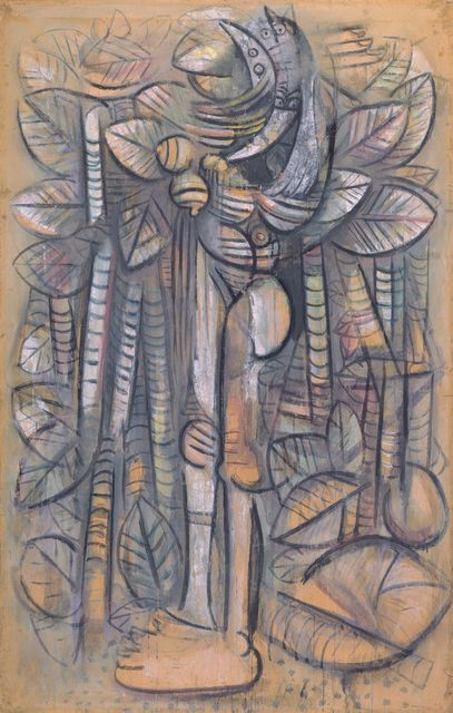 , 'Lumière de la Foret (Light of the Forest),' 1942, Tate