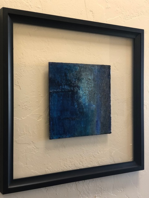 , 'Abstract Encaustic,' 2018, Art Gallery Pure