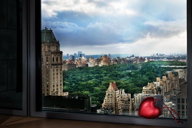 David Drebin, 'Love over Central Park', 2018, CAMERA WORK