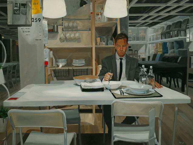 , 'Reservations,' , Lois Lambert Gallery