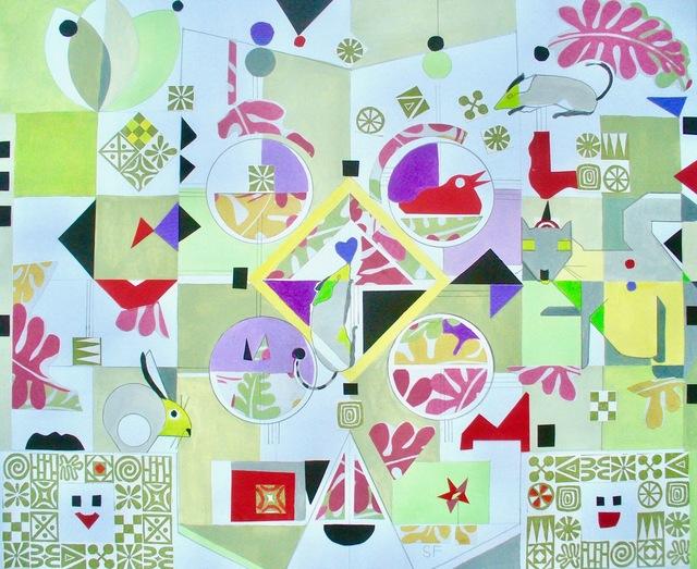 , 'Creatures #3,' , Peninsula Gallery