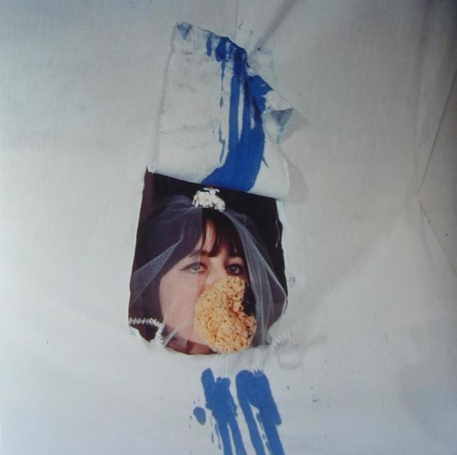 , '1.Aktion,' 1965, Galerie Krinzinger