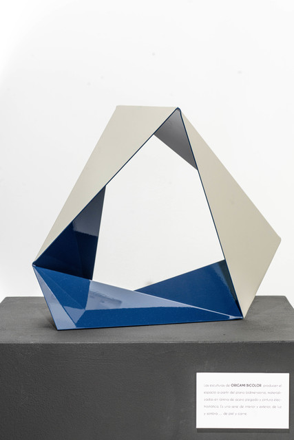 Juan Mejía, 'Origami Bicolor', ca. 2018, Galería Arteconsult