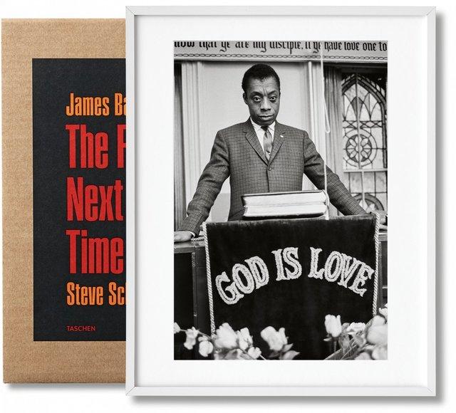 , 'James Baldwin. The Fire Next Time. Steve Schapiro Art Edition 'James Baldwin',' 2017, TASCHEN