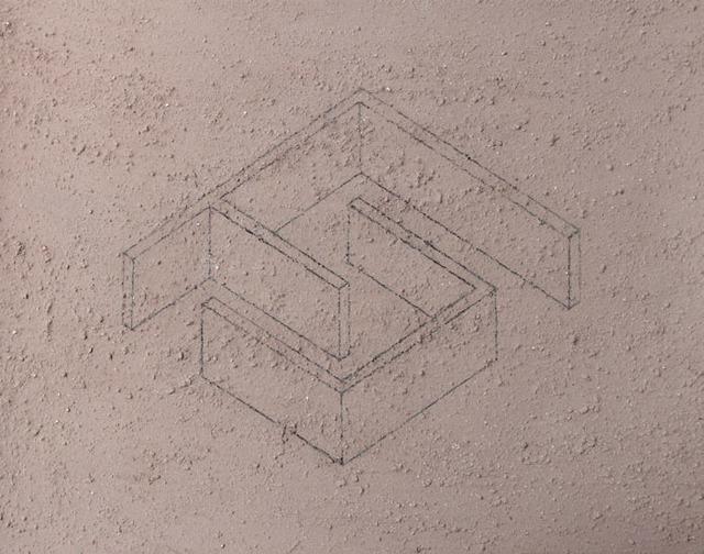 Ximena Garrido-Lecca, 'Arquitectura del Humo (Boceto I)', 2015, 80M2 Livia Benavides