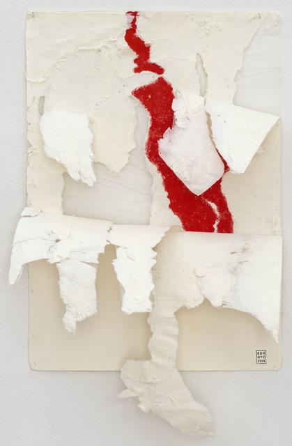 , 'Wound Construction Wounded,' 2014, Josée Bienvenu