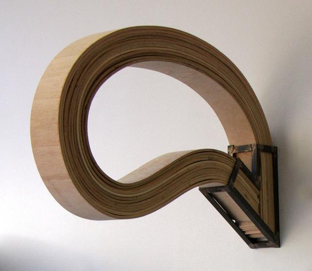 , 'Sculpture portée n°4,' 2013, Espace Meyer Zafra