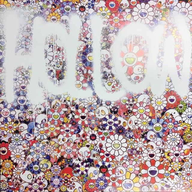 Takashi Murakami, 'Flower HOLLOW', 2015, Toshkova Fine Art Advisory