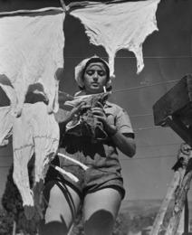Israel, Ruth Pilosof