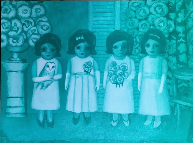 , 'Blue Debutantes,' 2016, Pg Art Gallery