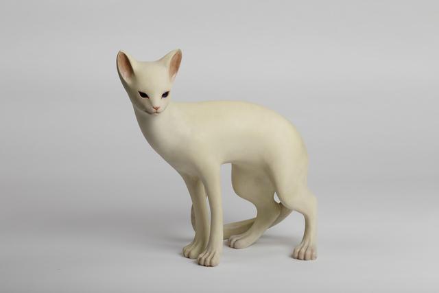 , 'Cat,' 2016, Aki Gallery