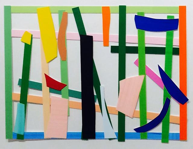 , 'Gartenbild 7 Ed,' 2013, Galerie Sabine Knust