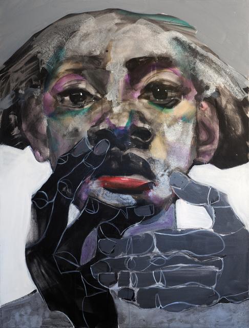 , 'Alexus 2,' 2018, SPACE Gallery