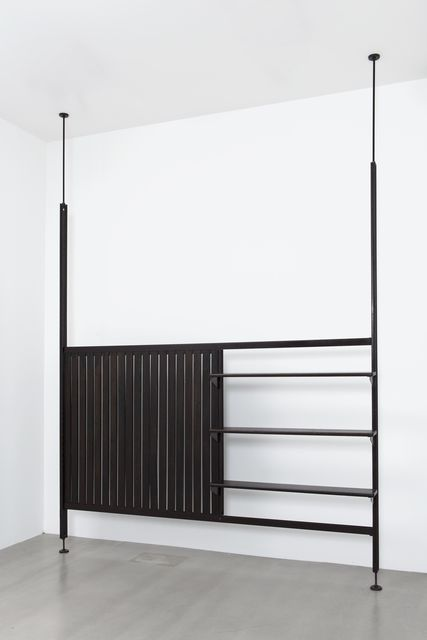 , 'Rack-and-Pinon Room Partition ,' 1952, Galerie Patrick Seguin