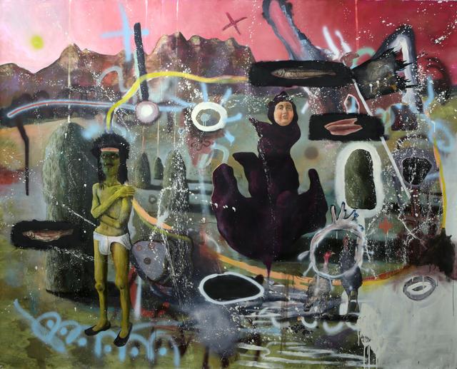 """, '""""Die Schnoede Muellerin"""",' 2013, Carbon 12"""