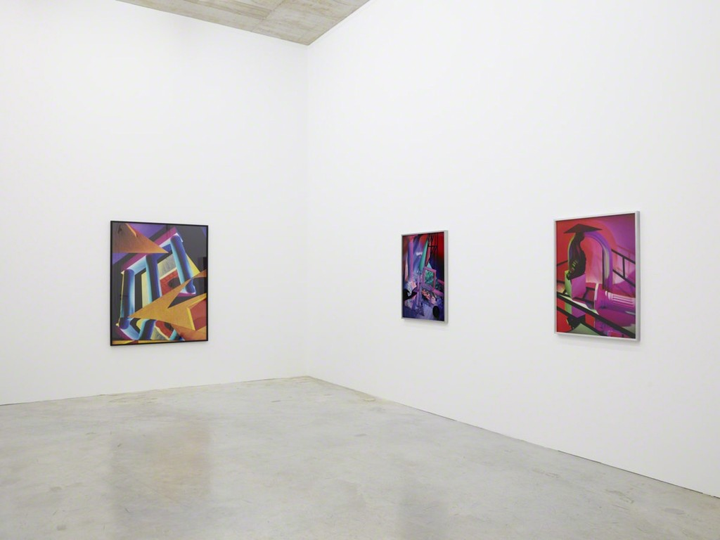 "installation view ""Parallels"", Philara Collection, Düsseldorf, Germany, 2018."