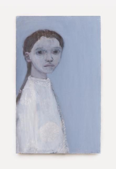 , 'Girl Standing,' 2017-2018, Anima-Mundi