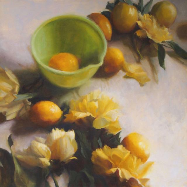 Mary Beth Karaus, 'Lemon Waltz', 2019, Wally Workman Gallery