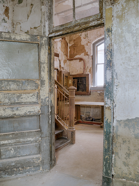 , 'Doorway, Ellis Island Hospital,' 2017, Soho Photo Gallery