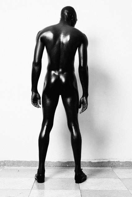 , 'Untitled (Standing Nude Back),' 2013, WHATIFTHEWORLD