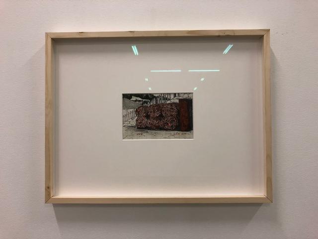 , 'Ortisei diaries III,' 2018, Galleria Doris Ghetta
