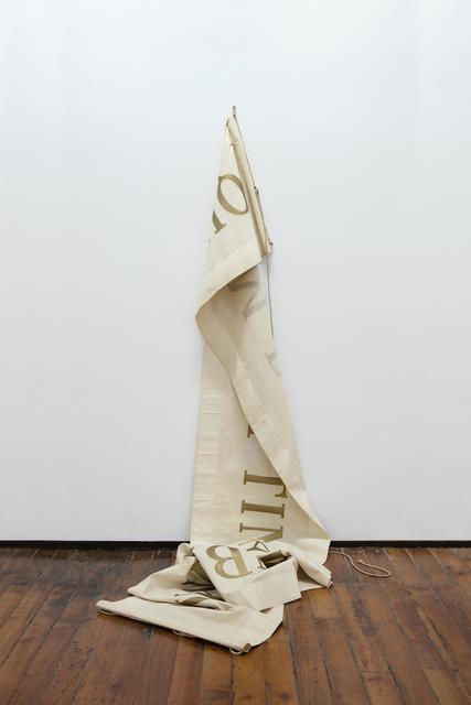 , 'Quam raptim ad sublimia,' 1969, Galleria Fumagalli