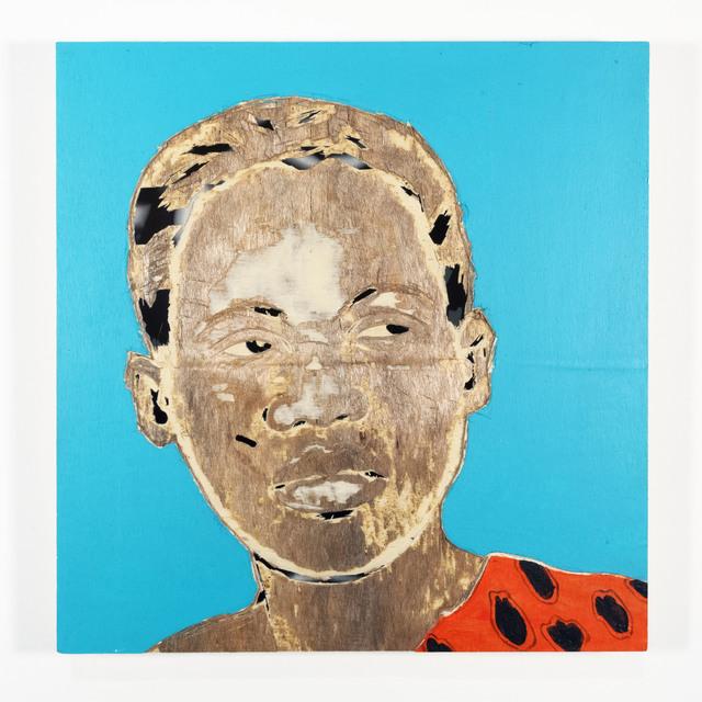 , 'Icôno-Jérémie #13,' 2013, Haines Gallery