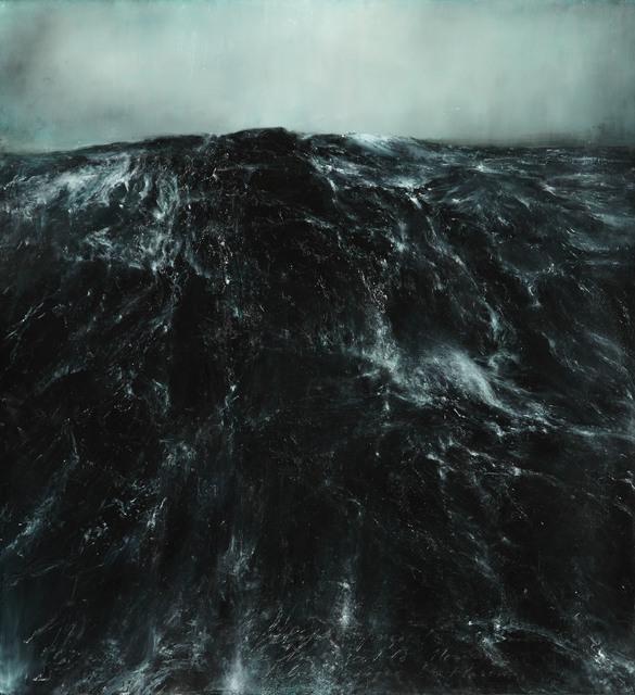 , 'Big Sea,' 2011, Musée d'Ixelles