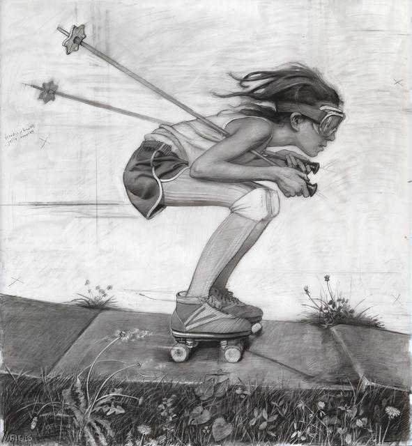 Shawn Fields, 'Skating', Dowling Walsh