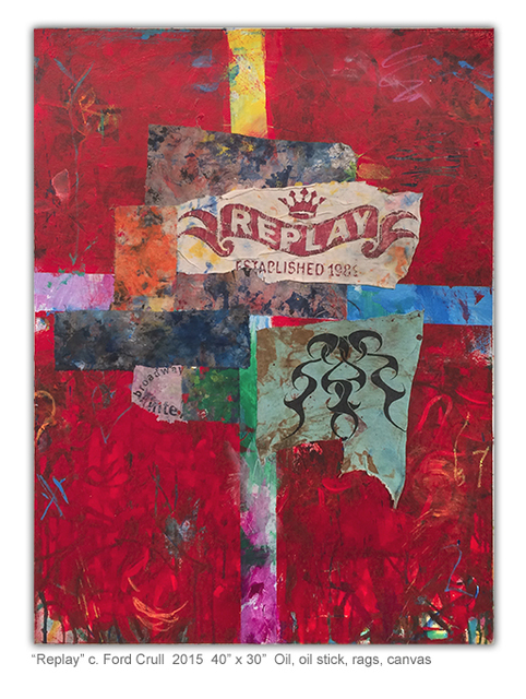 , 'Replay,' 2015, Cross Contemporary Art