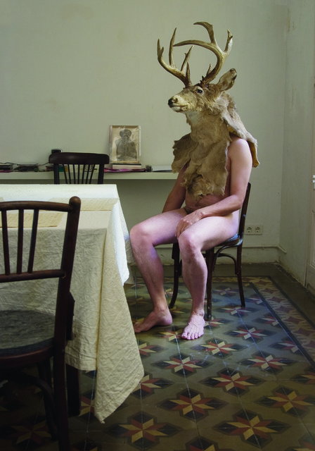 , 'Acteon at Home,' 2005-2011, Galleria Raffaella Cortese