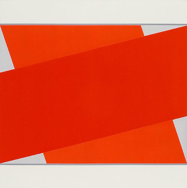 , 'Crossway,' 2015, McKenzie Fine Art