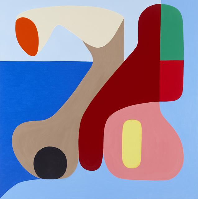 , 'Mediterranean,' 2019, Galerie Bessières