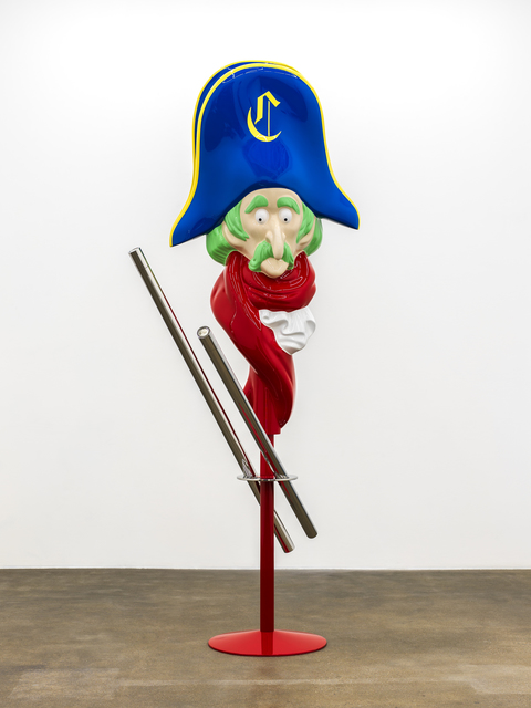 , 'Coming to America (Filet-O-Fish),' 2013, Nasher Sculpture Center