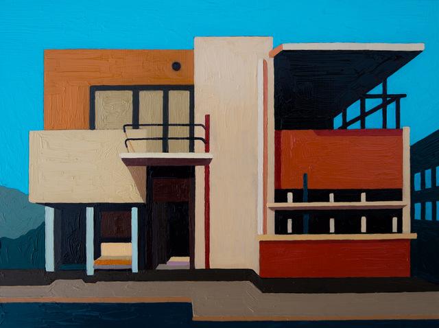 , 'Rietveld Shroeder House,' 2016, Cynthia Corbett Gallery