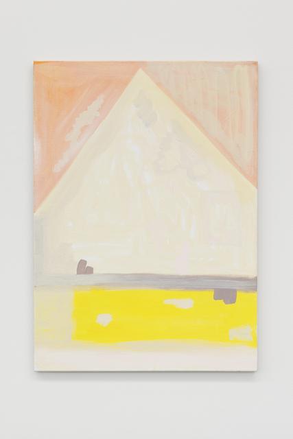 , 'Fenster nach draussen,' 2018, Galerie Mehdi Chouakri