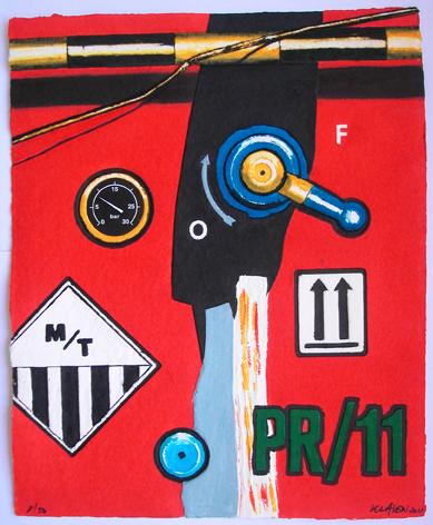 , 'PR/11,' , Galerie Vivendi