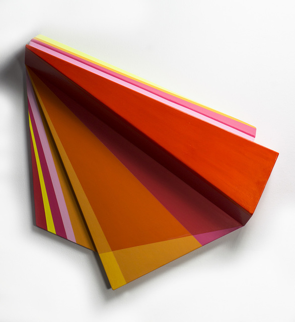 , 'Between,' 2017, Miller Yezerski Gallery