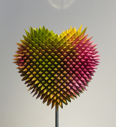 , 'Heart,' 2014-2015, Deborah Colton Gallery