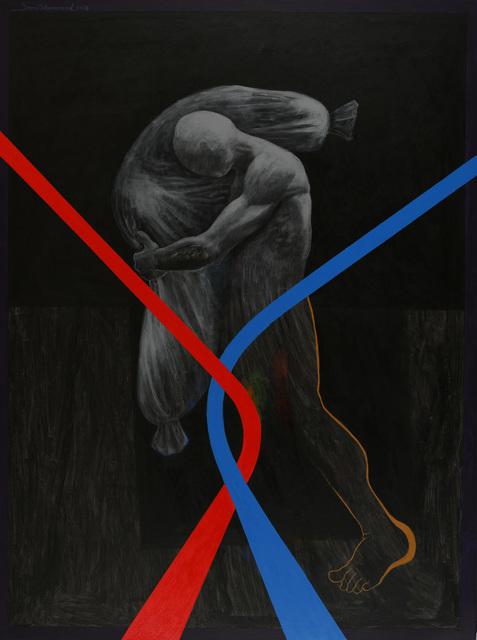 , 'The Martyr,' 2018, Contemporary Art Platform Kuwait